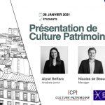 Présentation Culture Patrimoine ESCP